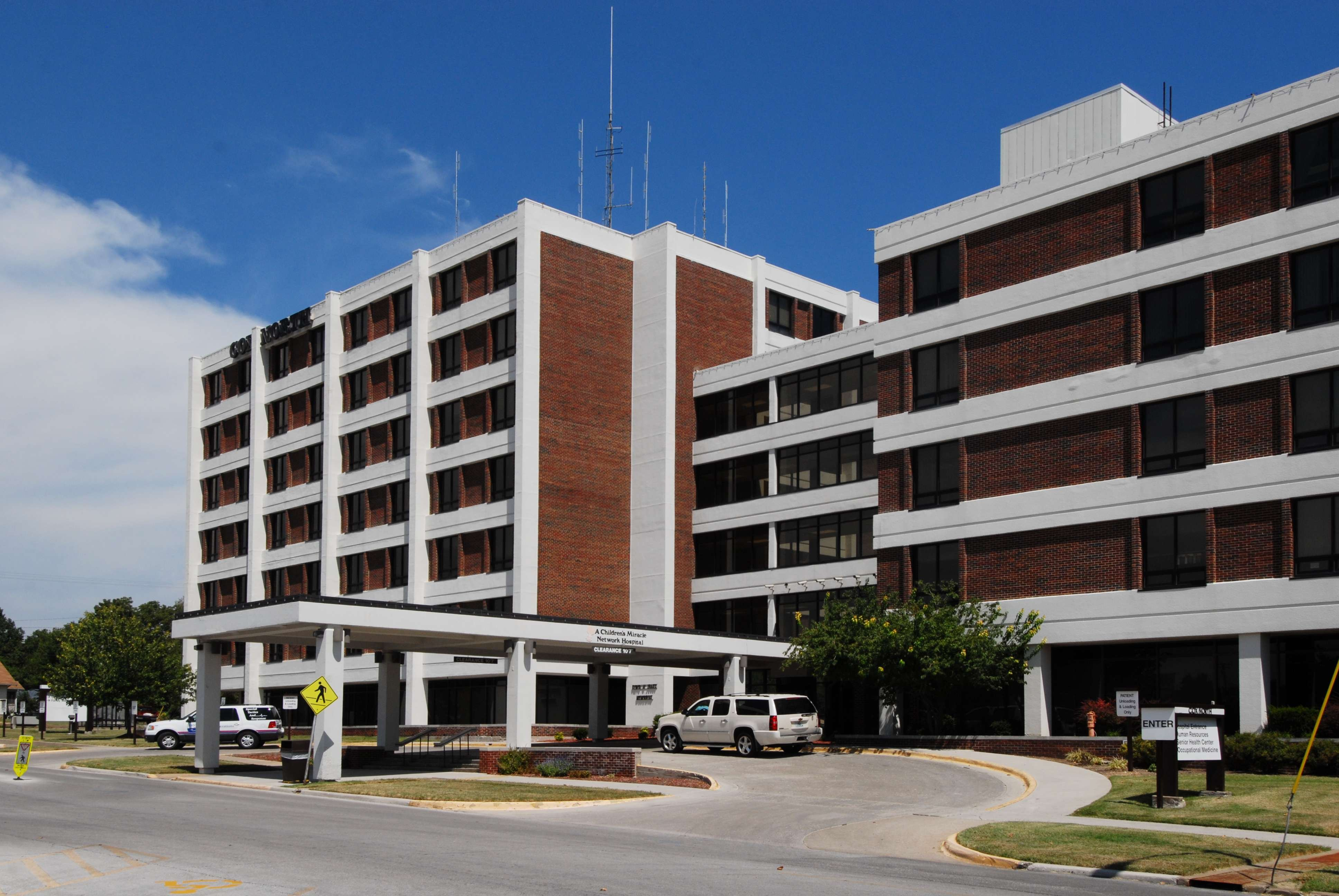 Cox North Hospital