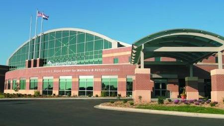CoxHealth Fitness Centers Meyer Center location.