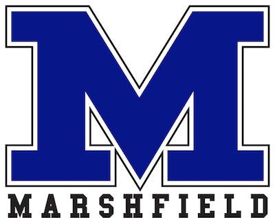 Marshfield schools logo.