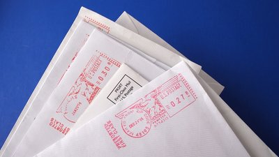 Important letters are mailed to medicare beneficiaries.