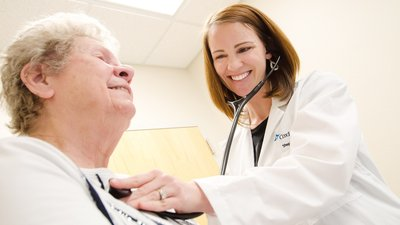 Find a physician or other primary care provider quickly with our Find a Physician tool.