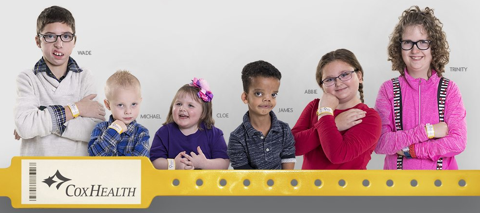 Local kids benefit from CMN Hospitals at CoxHealth.