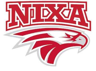 Nixa schools logo.