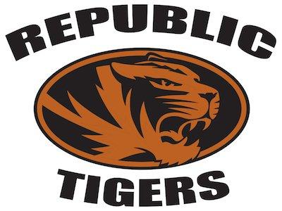 Republic schools logo.