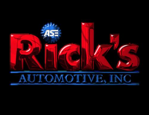 Rick's Automotive Logo