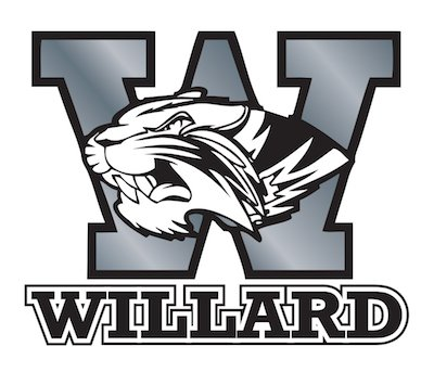 Willard schools logo.