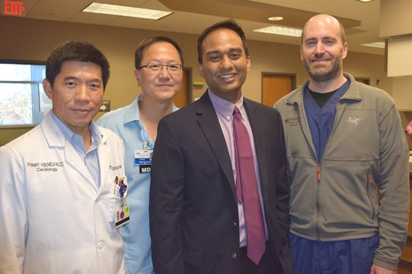 Cox Heart Center Branson has a new look and new doctors, to better serve the Tri-Lakes community.